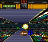 HyperZone SNES The first level