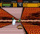 HyperZone SNES The second level