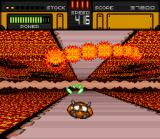 HyperZone SNES The second boss