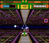 HyperZone SNES Narrow path