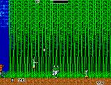 Sapo Xulé: O Mestre do Kung Fu SEGA Master System Those white items are a kind of shuriken that will appear through Sapo Xulé's way.