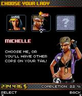 Asphalt 3: Street Rules J2ME You can unlock new girls, with no real purpose at all.