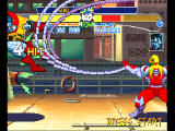 X-Men: Children of the Atom PlayStation Omega Strike!