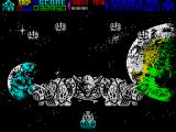 Mega Phoenix ZX Spectrum Not much time left