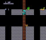 Super Pitfall NES Enemies everywhere.