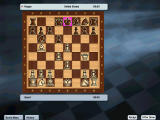 Kasparov Chessmate Windows 2D Staunton Rosewood Chessboard.