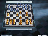 Kasparov Chessmate Windows Modern Set Chessboard.