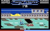 Ninja Scooter Simulator Commodore 64 Avoid cars as well as giant holes in the road