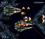 Rendering Ranger R² SNES Big ships attacking