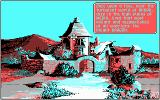 The Quest for the Time-Bird DOS Setting the scene (CGA)