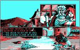 The Quest for the Time-Bird DOS Your first choice (CGA)