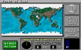 Ports of Call DOS The world map -- you will be tracking your ships' progress on this a great deal.