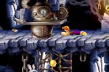 Rayman Raving Rabbids Game Boy Advance Crawl through this crusher when it stops working