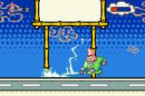 SpongeBob SquarePants: Creature From the Krusty Krab Game Boy Advance Watch out for these guys' electric attacks!