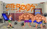 Wacky Funsters! The Geekwad's Guide to Gaming DOS Steroids Title and Intro...