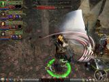 Dungeon Siege II: Broken World Windows Nice effects