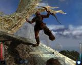 Dark Messiah: Might and Magic Windows Kick enemies off ledges to kill them instantly.