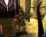 Dark Messiah: Might and Magic Windows Aratrok, guardian of the Crystal Chamber.