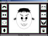 Funny Face Windows 3.x A demonstration of random facial features