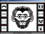 Funny Face Windows 3.x I am less able to produce a resemblance to myself.