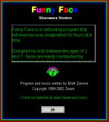 Funny Face Windows About the program