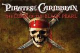 Pirates of the Caribbean: The Curse of the Black Pearl Game Boy Advance Title screen.