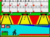 Tenpin Challenge ZX Spectrum In comes my second bowl
