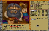 Bloodstone: An Epic Dwarven Tale DOS This is Rakan, one of the dwarven chiefs that'll ask you to find him the lost dwarven treasures to unite the tribes