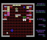 Break In MSX The bell rings and the guardian is unleashed