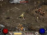 Diablo II: Lord of Destruction Windows Rescuing prisoners.