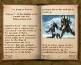 The Elder Scrolls IV: Knights of the Nine Windows You can learn more about Pelinal Whitestrake from the books.