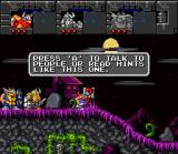 Norse by Norse West: The Return of the Lost Vikings SNES This game, like the previous, is pretty much self-explicative.