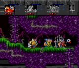 Norse by Norse West: The Return of the Lost Vikings SNES In order to proceed to new levels, the vikings must collect objects for the witche's stew.