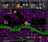 Norse by Norse West: The Return of the Lost Vikings SNES Baleog can use his bionic arm to grab objects at distance.