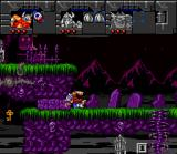 Norse by Norse West: The Return of the Lost Vikings SNES Eric can run and break walls with his elm.