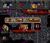 Norse by Norse West: The Return of the Lost Vikings SNES Our heroes find Fang, a werewolf who becomes part of the team now.