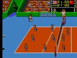 Great Volleyball SEGA Master System And team USA gets scored upon.