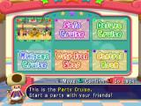 Mario Party 7 GameCube The main menu; select a game mode.