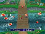 Mario Party 7 GameCube You can practice each minigame before playing for real.