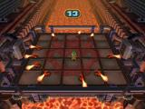 Mario Party 7 GameCube A Bowser minigame; avoid the flames!