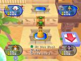 Mario Party 7 GameCube Rolling the dice block.
