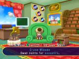Mario Party 7 GameCube Visit this shop to unlock items or view other bonuses that have been earned.