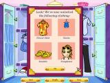 Diner Dash: Flo on the Go Windows Completing levels can unlock new clothing for Flo to wear