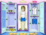 Diner Dash: Flo on the Go Windows Change 5 different clothing items on Flo and click Done when you're ready to go on