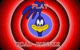 Road Runner Atari ST Press fire to play