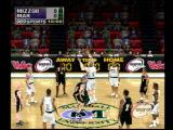 NCAA Final Four 2000 PlayStation Starting the game