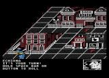 221 B Baker St. Atari 8-bit The game board