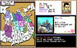 Romance of the Three Kingdoms II DOS Intercepting intrigues meant for others