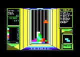 Tetris Amstrad CPC Playing good old Tetris