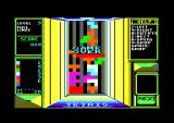 Tetris Amstrad CPC Game over
